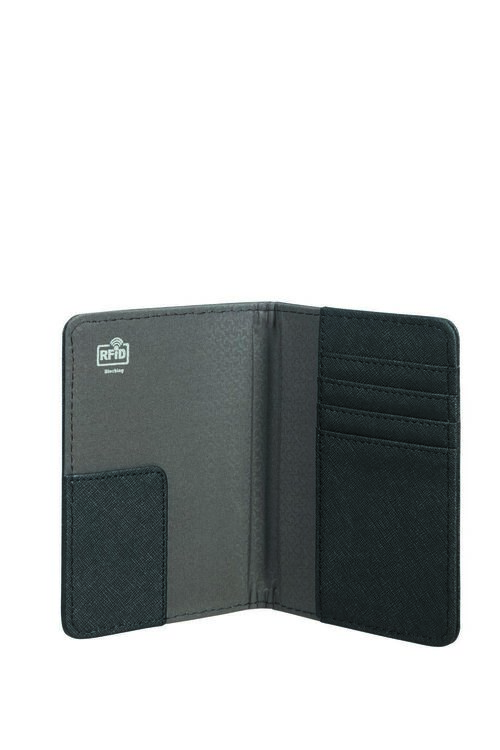 GLOBAL TA PASSPORT COVER RFID  hi-res | Samsonite