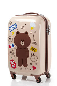 LINE GENTLE BROWN 캐리어 55/20  hi-res | Samsonite