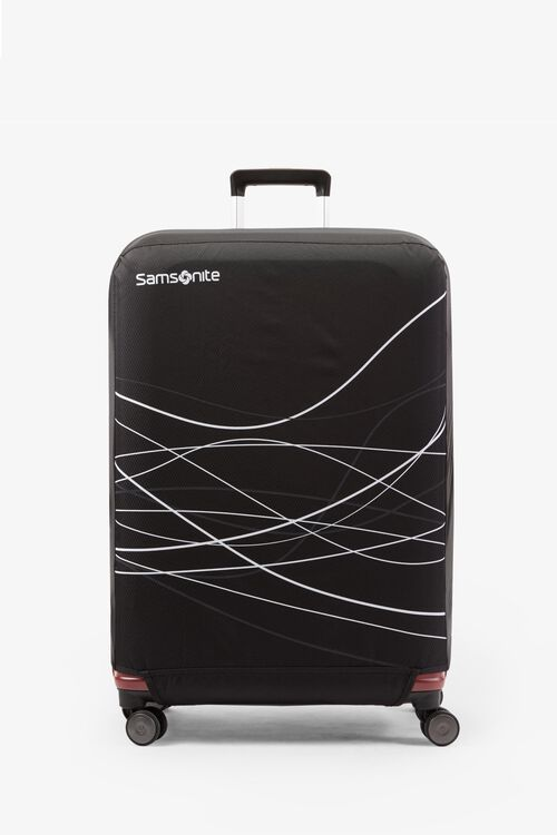 TRAVEL LINK ACC. FOLDABLE LUGGAGE COVER M  hi-res | Samsonite