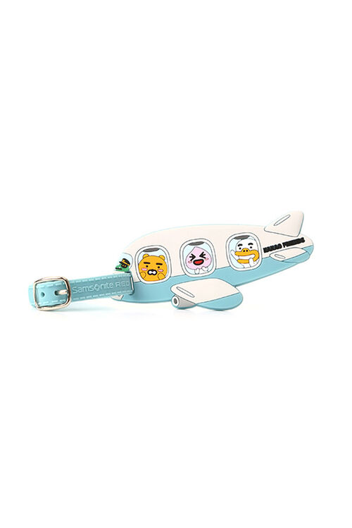 KAKAO FRIENDS 2 FLYING FRIENDS LUGGAGE TAG  hi-res | Samsonite