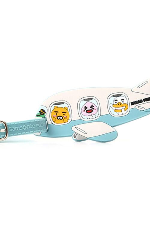 KAKAO FRIENDS 2 FLYING FRIENDS LUGGAGE TAG  hi-res | Samsonite
